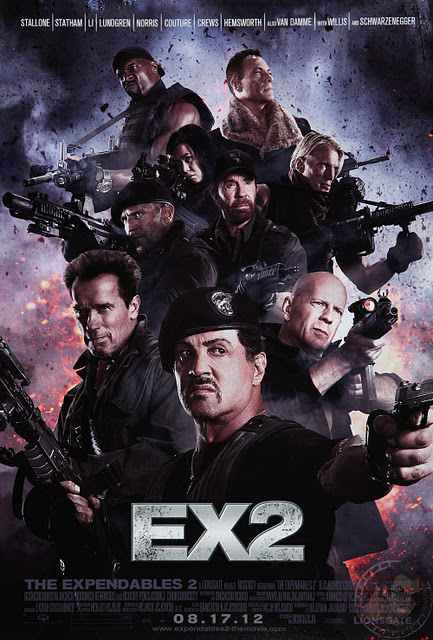 Expendables2 Poster